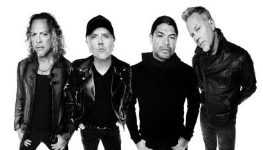 Metallica plays T-Mobile on November 26.