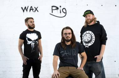 "Last month, Wax Pig Melting also released a lyric video for ""Noise Meditation,"" a Nirvana-esque track that harkens back to the '90s in the best of ways."
