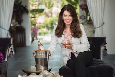 The spot, from Bravo TV reality star and West Hollywood restaurateur Lisa Vanderpump, opens in early 2019 in the casino space between the Forum Shops and the Colosseum.