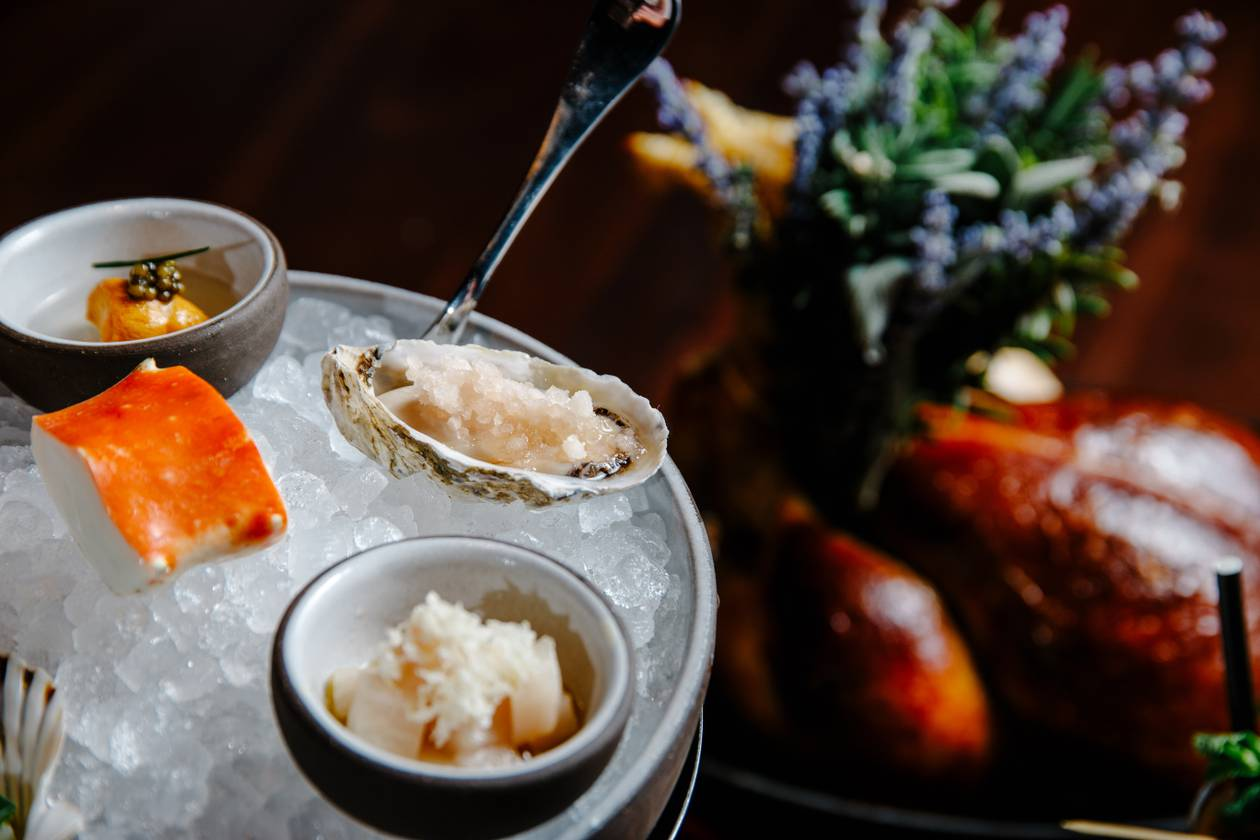 The Launch Of Nomad Restaurant Signals A Major Addition To Strip
