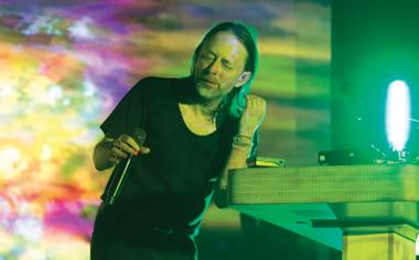 Thom Yorke plays the Chelsea at the Cosmopolitan on December 22.