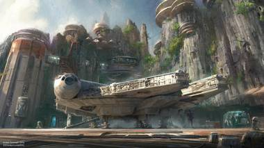 If you'd like to have a nice Disneyland visit anytime next year, you need to go before the summertime opening of Star Wars: Galaxy's Edge.
