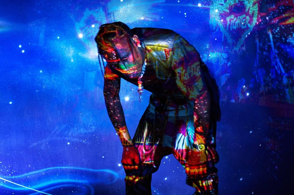 Rapper Travis Scott s Astroworld tour promises an epic carnival ... 0430bc02b5ae