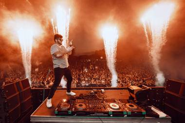 Boombox Cartel hits Marquee on February 11.