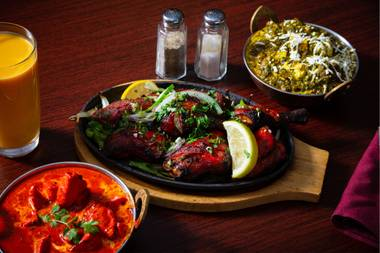 The ownership group is mostly from the Punjab province, and the focus on traditional, homestyle dishes from its native region has already developed a loyal following.