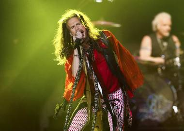 Deuces Are Wild will feature never-before-seen visuals and audio from Aerosmith recording sessions.