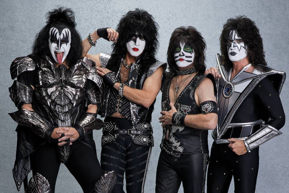 Kiss Die Band