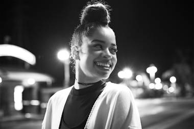 Ella Mai performs at House of Blues on February 23.