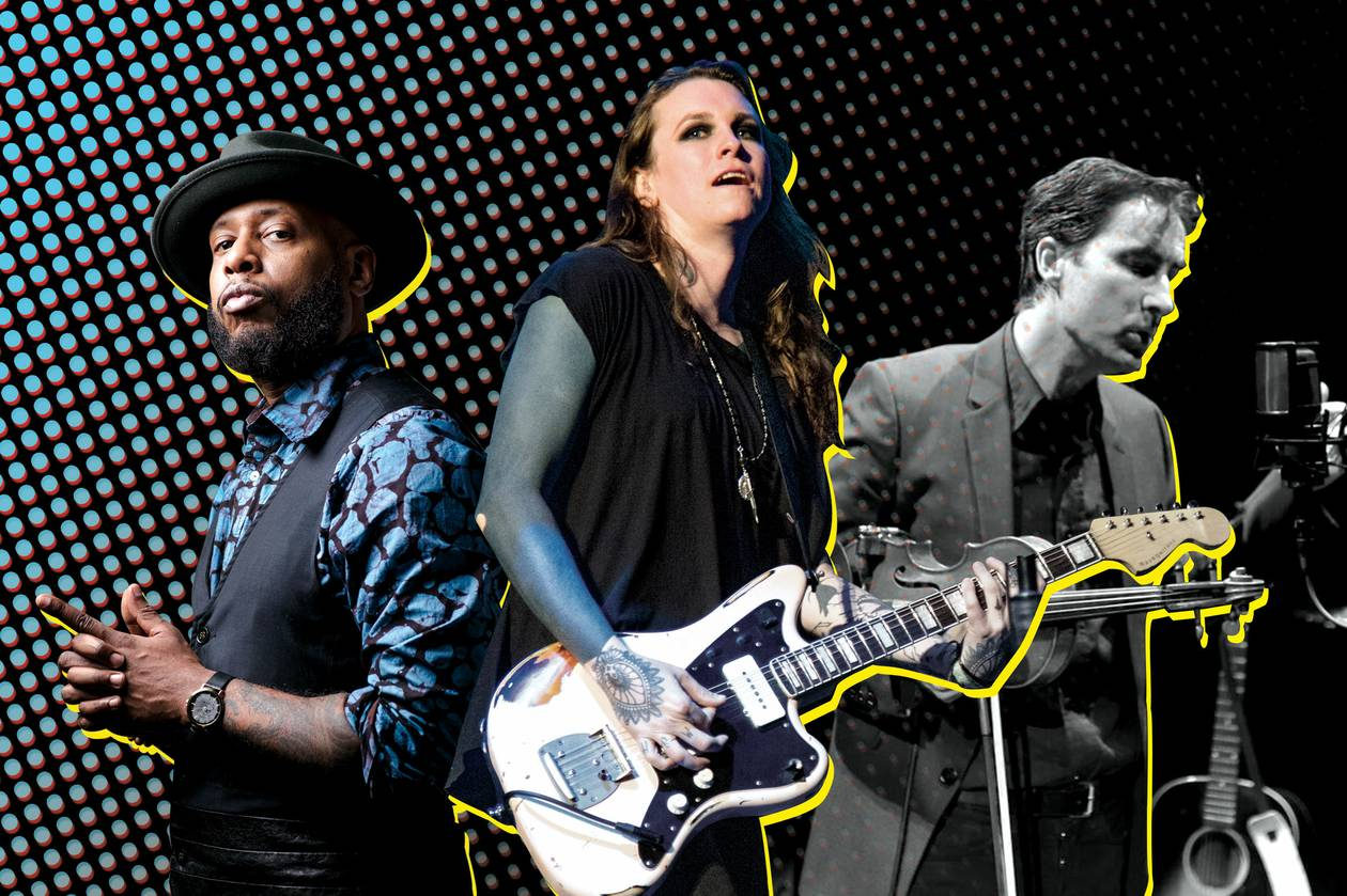 "Brandon Flowers, Andrew Bird, Laura Jane Grace and Talib Kweli are among the artists scheduled to participate at the ""music + impact"" festival at the Hard Rock Hotel May 31 and June 1."