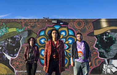 The brainchild of singer and guitarist Memo Jesus Inzunza, Chameleon Queen fuses disparate influences: '70s Japanese psych-rock acts such as Shintaro Sakamoto, jazzy lounge rock from the likes of Yura Yura Teikoku, plus T. Rex, The Beatles and Of Montreal.