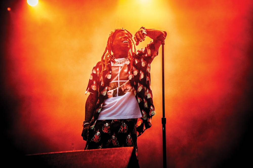 Lil Wayne at Drai's and other Vegas club musts this week