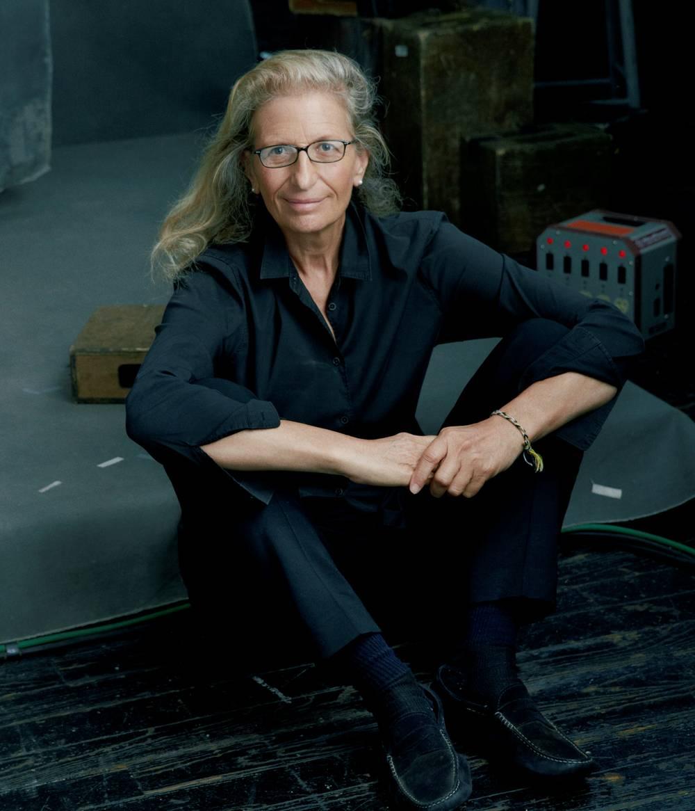 Celebrated photographer Annie Leibovitz talks about her work at UNLV