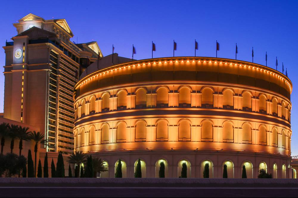 The Colosseum At Caesars Palace Is Getting An Upgrade And A