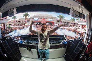 Gorgon City hits KAOS Dayclub on April 21.
