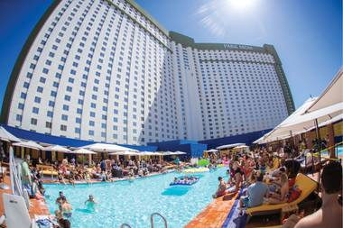 It's no surprise that the two renovated and rebranded properties that continue to generate all the big buzz in Las Vegas—Park MGM and the Palms—both made it a priority to develop a new dayclub experience.
