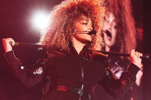 Janet Jackson's long-deserved Vegas residency begins May 17 at Park Theater