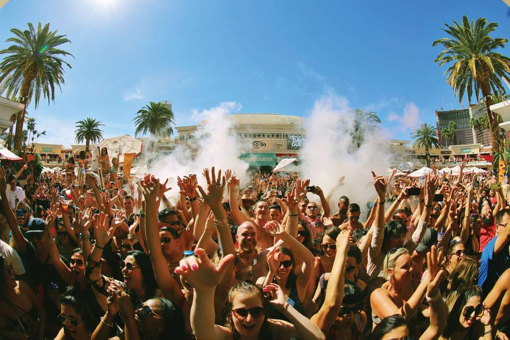 Your Memorial Day Weekend Vegas Club Guide Las Vegas Weekly