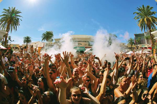 Your Memorial Day weekend Vegas club guide