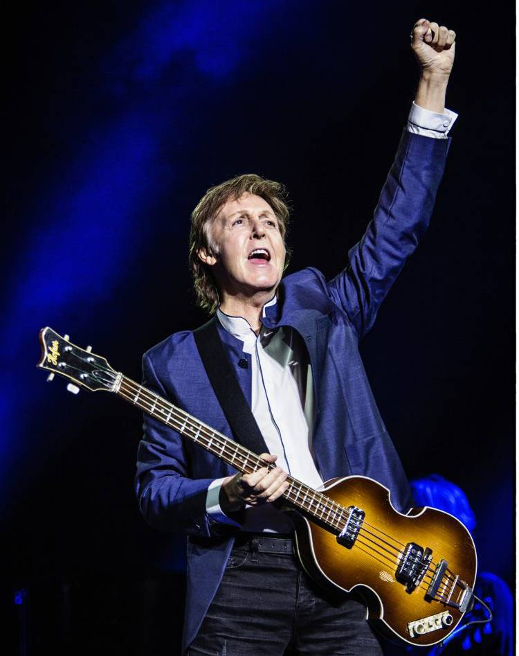After 35 shows, seven months and four continents, there's simply no slowing down Paul McCartney—and that's something for which we should all be grateful.