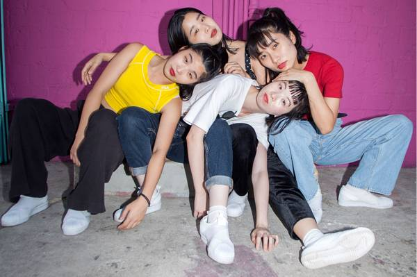 Our email chat with Japanese dance-punk quartet Chai