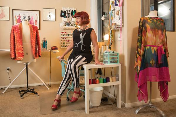 Sew and tell: What inspires 'Le Rêve' costumer Amanda Williams?