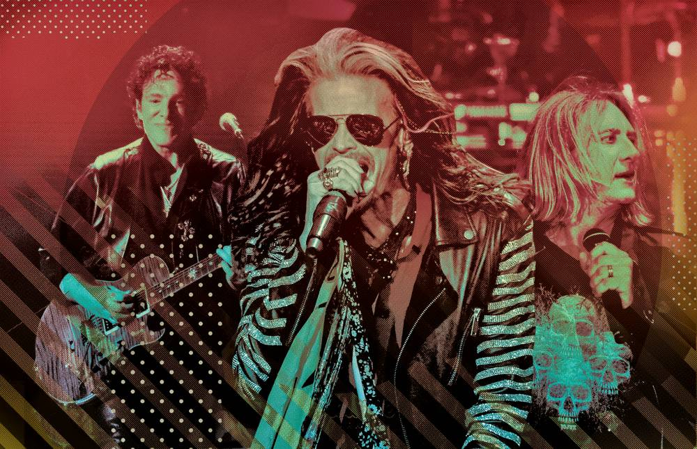 Ready to rock? Las Vegas residencies are swinging from solo artists to bands