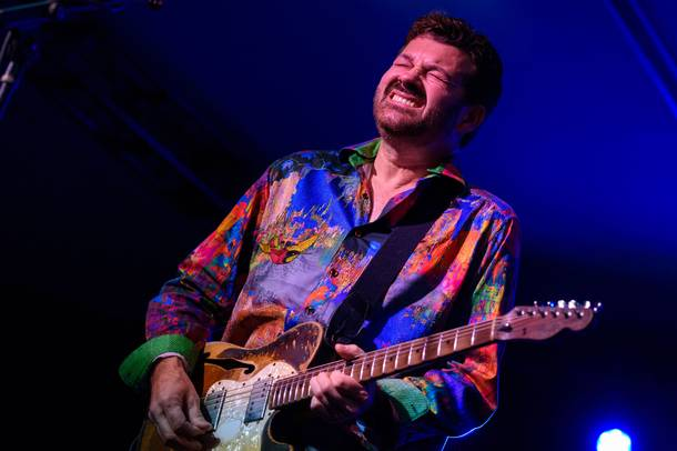 Tab Benoit (Patrick Gray/Courtesy)