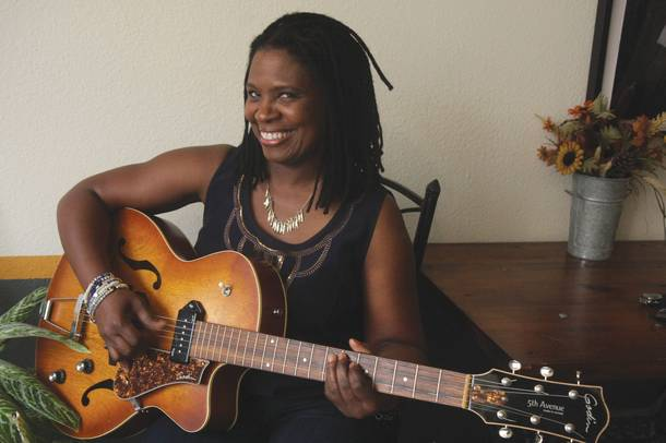 Ruthie Foster (Courtesy)