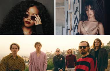 Miley Cyrus, H.E.R. and Cage the Elephant, for starters.