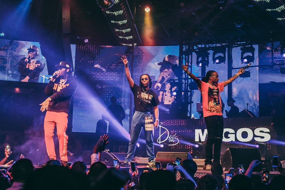 Migos at Drai's and other Vegas club musts this week