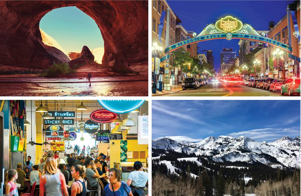 Get away for the weekend: A guide to Vegas' neighboring cities