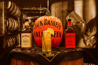 The Jack-O-Lantern is the ideal sweet-and-spicy way to celebrate Halloween this year.