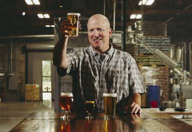 If not for a college roommate, Tenaya Creek Brewing founder Tim Etter might be an engineer. And Las Vegans would be a lot thirstier.