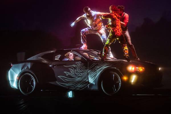 Cirque du Soleil pulls the plug on 'R.U.N' at Luxor