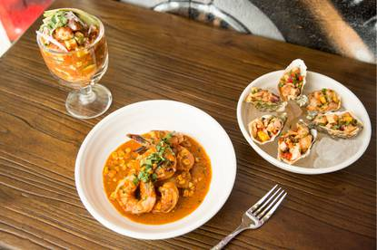 La Monja has spiced up the Downtown food scene.