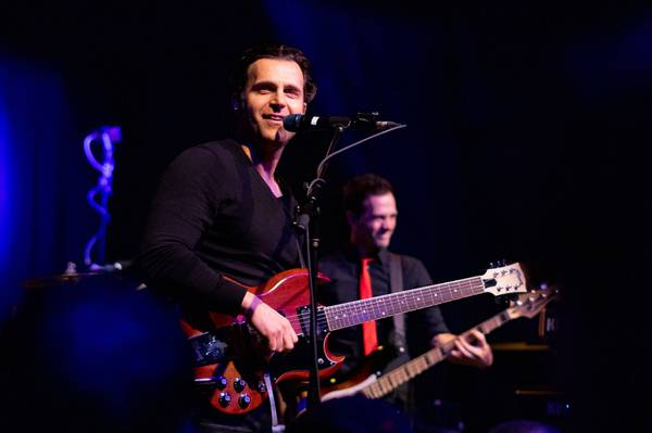 Dweezil Zappa brings his father's classic 'Hot Rats' album to life onstage
