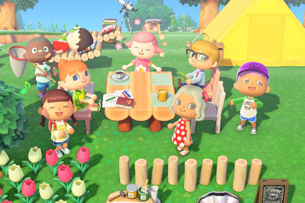 Animal Crossing New Horizons For The Nintendo Switch Provides A