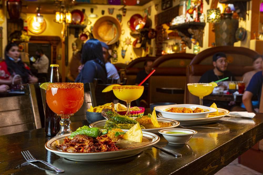 Best Mexican Restaurant: Lindo Michoacan - Las Vegas Weekly
