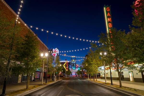 Downtown Rising: The revitalization of Las Vegas' city core pushes ahead