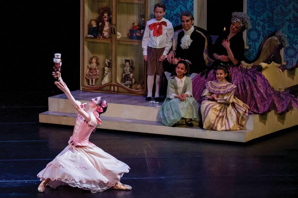 Nevada Ballet Theatre presents The Nutcracker - YouTube