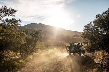 We Nevadans are spoiled by the fact that plenty of paradise hasn't been paved. But before you hit the dirt, track, or trail, brush up on Nevada's Dirt Road Code.