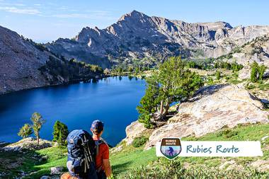 Following three scenic spokes, hit the trail in stunning Lamoille Canyon, watch wildlife at Ruby Lake, or get wild in Jarbidge, one of the West's last true frontier towns.