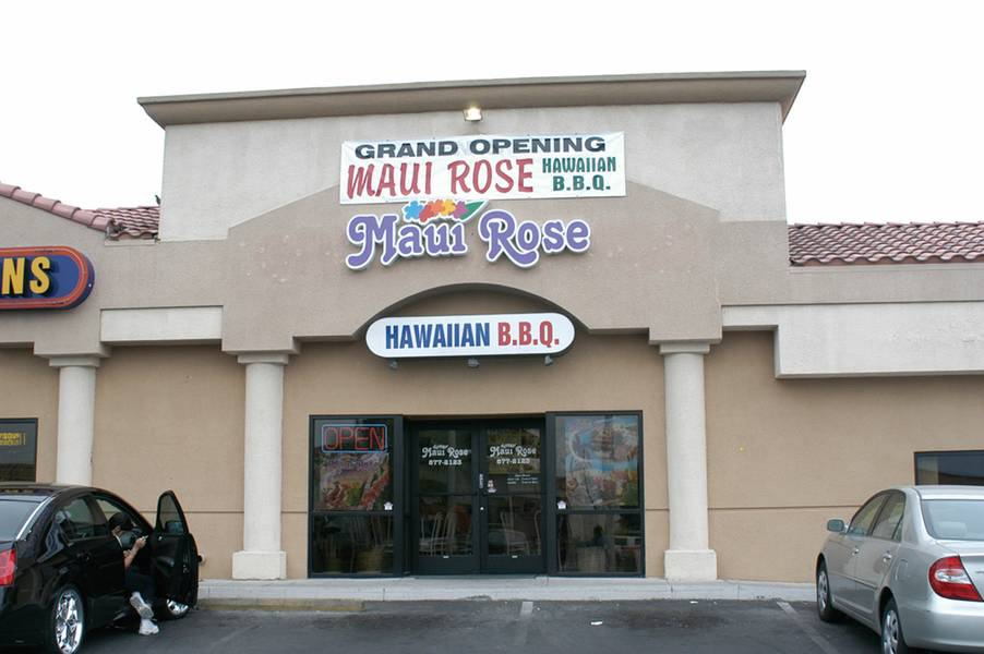 Maui Rose Hawaiian BBQ