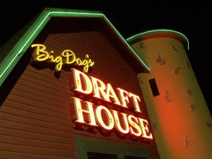 Big Dog's Draft House