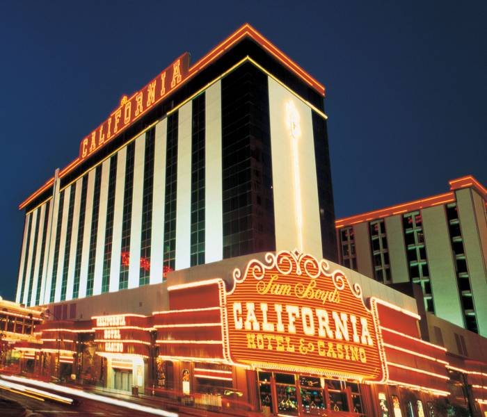 The  California Hotel and Casino