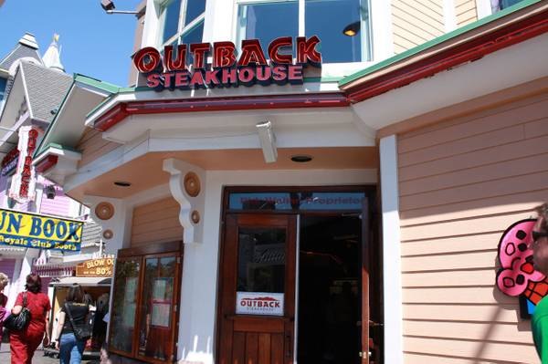 Outback Steakhouse starts fresh every day to create the flavors that our mates crave. Best known for grilled steaks, chicken and seafood, Outback also offers a wide variety of /5().