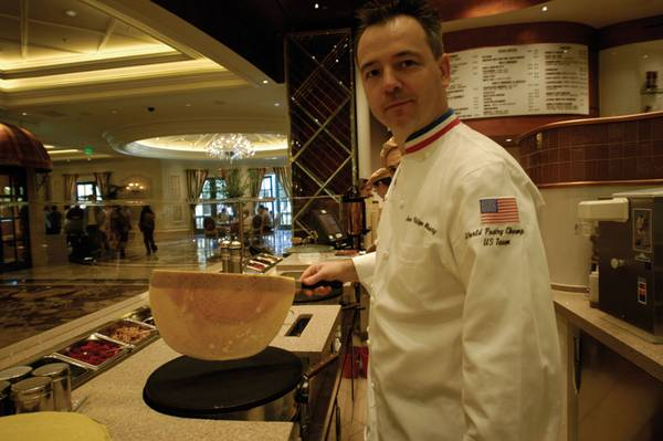 Jean philippe patisserie at bellagio las vegas sun news for Cuisine jean philippe