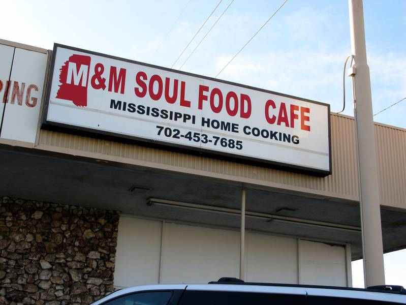 M&M Soul Food Cafe