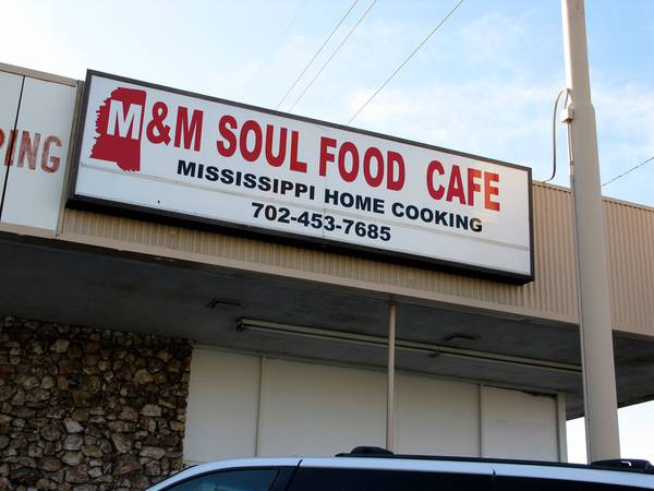 Mm Soul Food Cafe Las Vegas Sun News