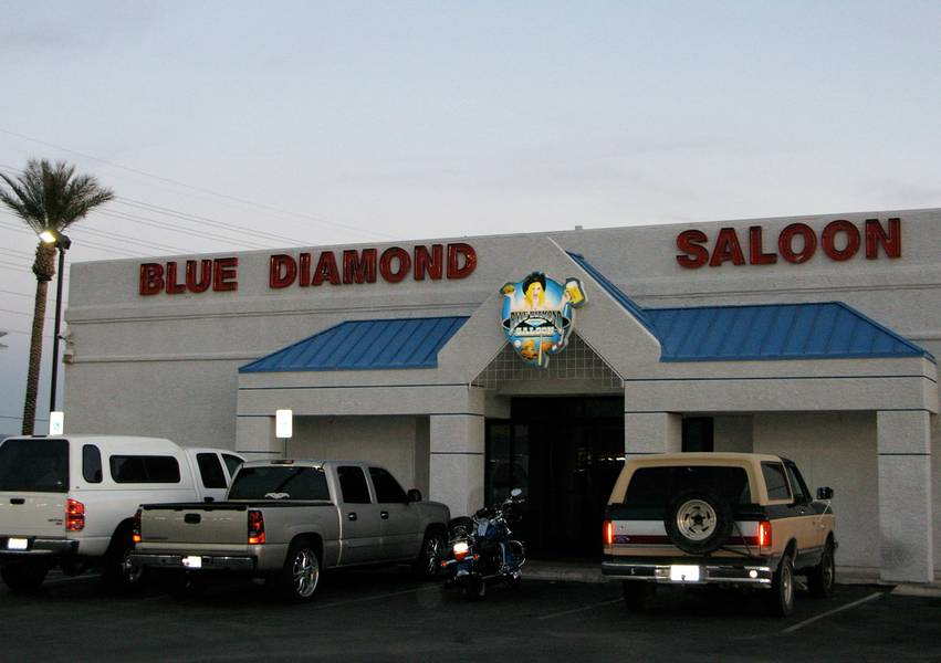 Blue Diamond Saloon